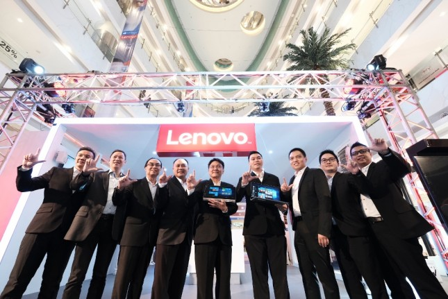 acara Lenovo Citizen of Tomorrow