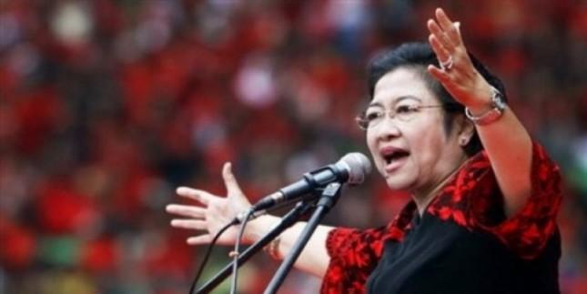 Ketum PDIP, Megawati Soekarnoputri