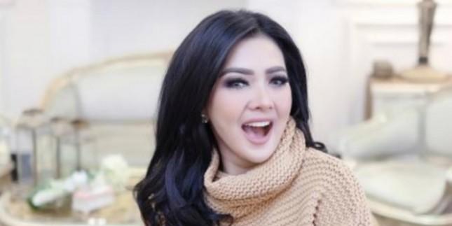 Penyanyi Syahrini (Foto Ist)