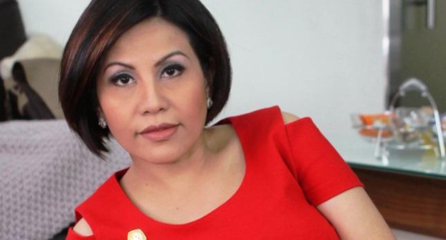 Carmelita Hartoto, Chairman of the Indonesian National Shipowners Association (INSA) (Foto Ist)