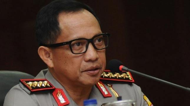 Kapolri Jenderal Polisi Tito Kurniawan