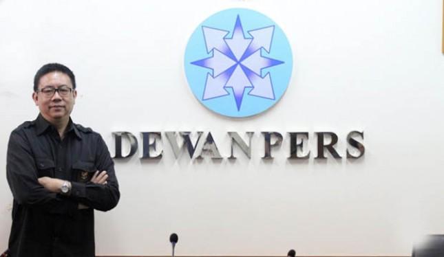 Ketua Dewan Pers, Yosep Adi Prasetyo (Foto: ist)