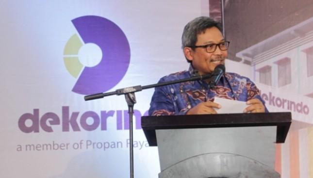 Director General of IKTA Ministry of Industry, Achmad Sigit Dwiwahjono (Photo Ridwan)