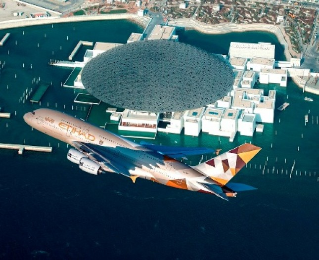 Etihad Airways airline (Foto Ist)