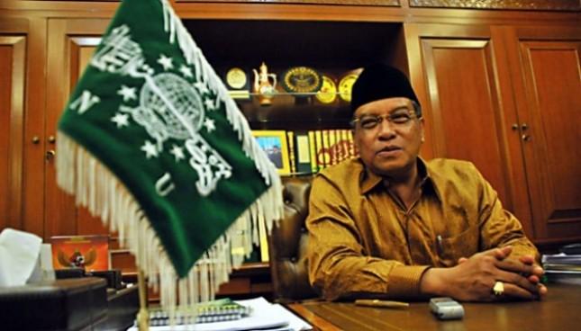 - Ketua Umum Pengurus Besar Nahdlatul Ulama (PBNU) Said Aqil Siradj (Foto Ist)