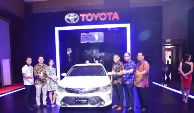 At GIIAS Medan Auto Show, visitors can find the latest car range from APM participants.