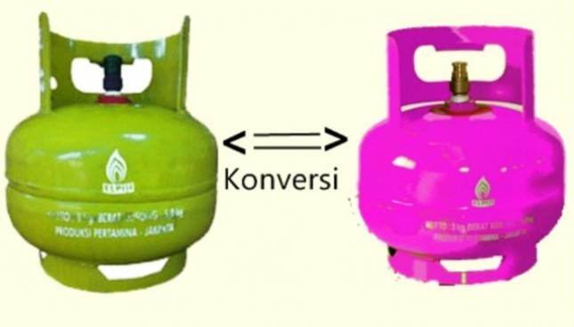 Pertamina Segera Luncurkan Gas Elpiji Nonsubsidi 3 Kg Bright Gas