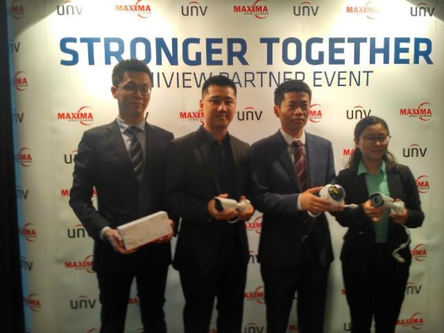 Uniview Hadirkan Teknologi Super Starlight dan Kompresi Ultra 265, Hotel Holiday In Kemayoran, Kamis (14/12/2017)