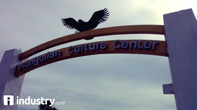 Mongolian Culture Center at Tanjung Lesung Banten