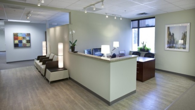 Photo illustration Virtual Office
