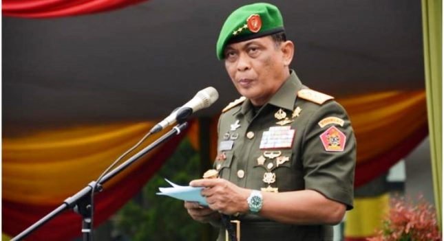Pangkostrad Letjen TNI Agus Kriswanto (Foto Dok Industry.co.id)
