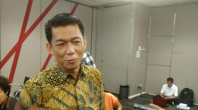 Salyadi Saputra, Direktur Utama Pefindo (Kompas.com)