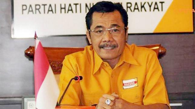 Sekjen Partai Hanura Syarifuddin Sudding. (Foto: IST)