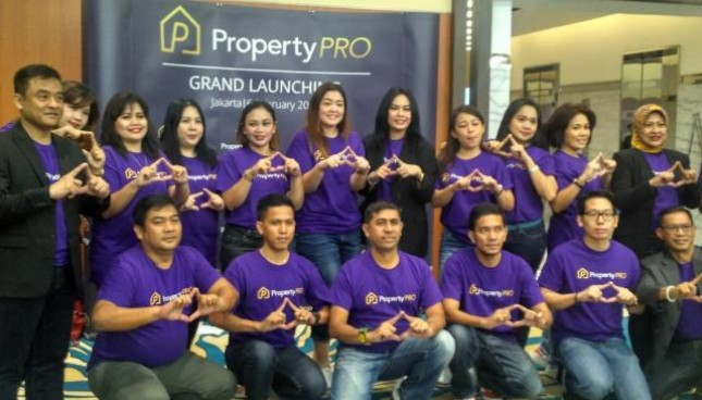 Property Pro is a digital-based property agent to make it easier for agents to sell properties