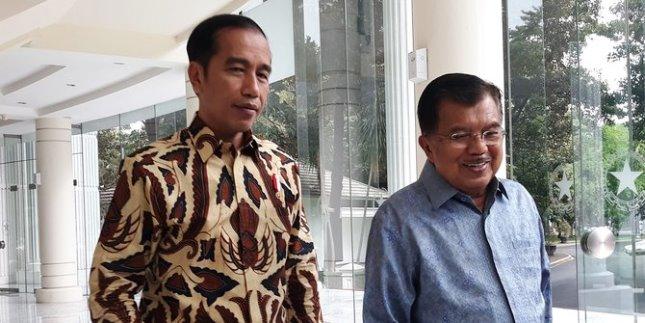 Presiden Jokowi dan Wapres Jusuf Kalla (Foto Setkab)
