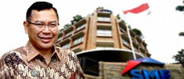 Direktur Utama SMF Ananta Wiyogo (Foto Ist)