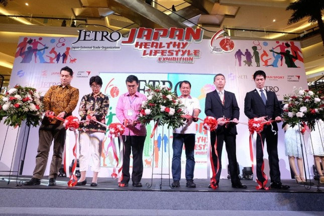 JETRO Adakan Japan Healthy Lifestyle Exhibition. (Foto Ist)