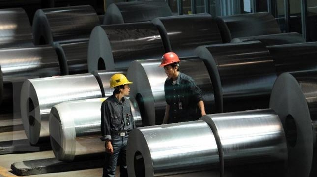 Metal And Steel Industry