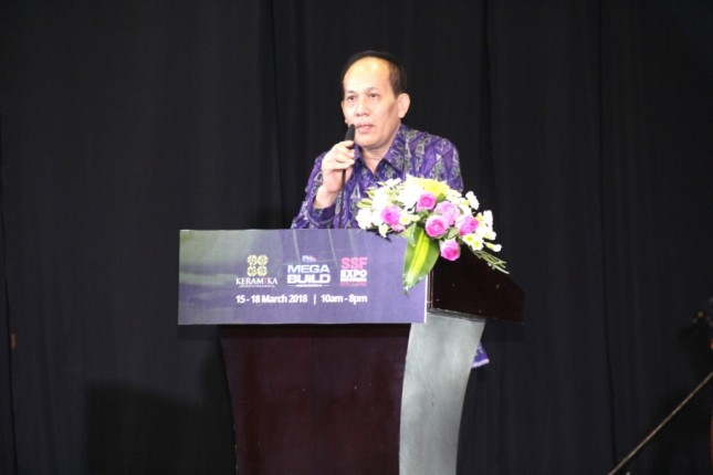 Chairman of Asaki, Elisa Sinaga (Photo: Herlambang / Industry.co.id)