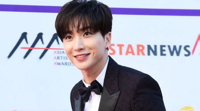 Leeteuk Super Junior. (Foto: STARNEWS)