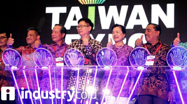 Opening of Taiwan Expo 2018 (Herlambang / INDUSTRY.co.id)