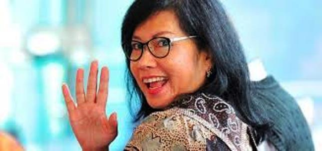 Karen Galaila Agustiawan Mantan Dirut Pertamina (Foto Dok Industry.coid)