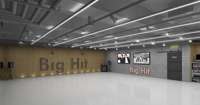 Big Hit Entertainment Building (Photo: wowkeren.com)