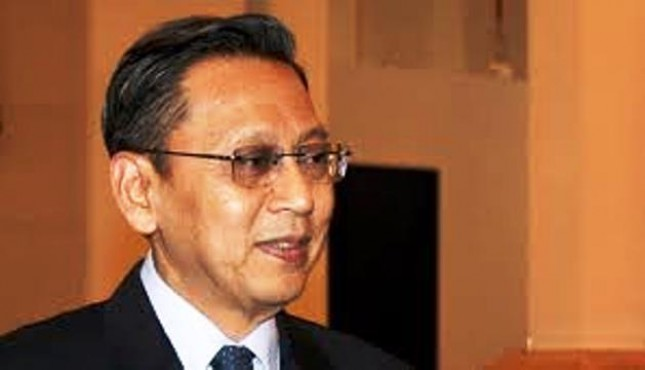 Boediono Wakil Presiden Republik Indonesia 2009-2014