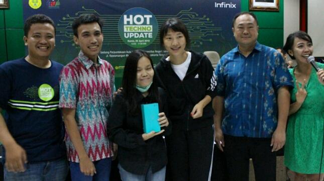 Hot Techbo update Infinix