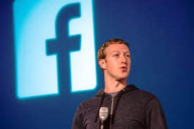 CEO Facebook Mark Zuckerberg (Foto Istimewa)