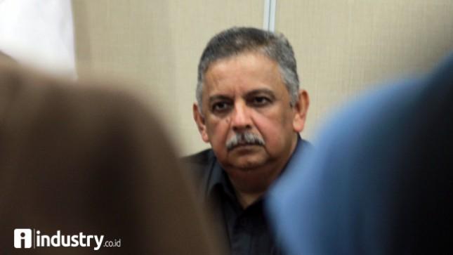 Sofyan Basir (Foto/Rziki Meirino)