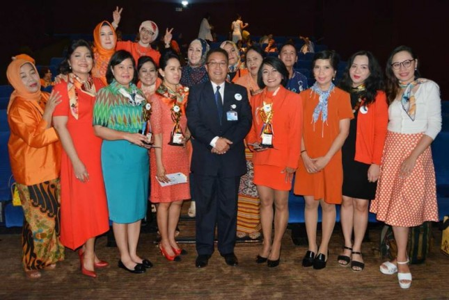 IMAKGI gelar nobar film The Perfect Husband