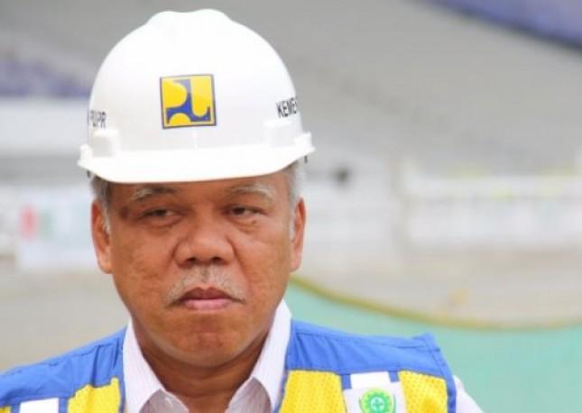 Menteri PUPR Basuki Hadimuljono (Foto Ist)