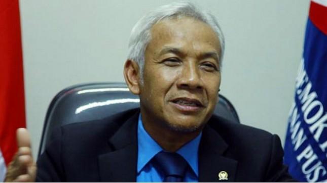 Wakil Ketua DPR, Agus Hermanto