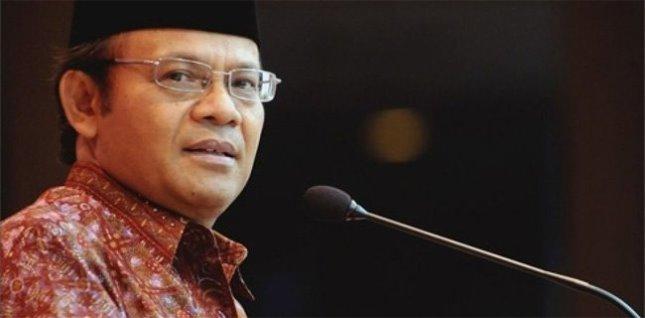 Prof Komaruddin Hidayat Cendekiawan Muslim (Foto Dok Industry.co.id)