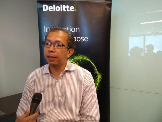 Bernardus R. Djonoputro, Country Head of Deloitte Infrastructure & Capital Projects
