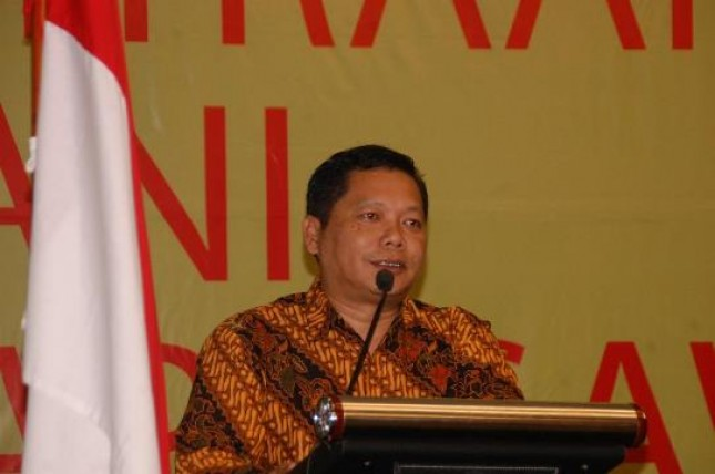 Department Head of Partnership and Smallholder PT Astra Agro Lestari Tbk, Tidar Bagaskara,