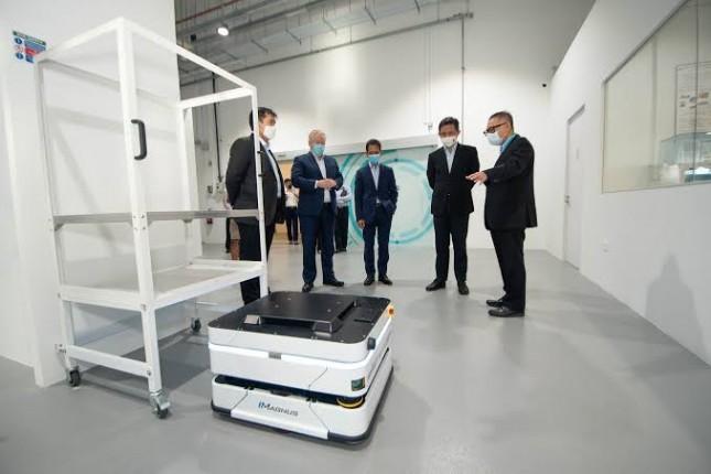 robot company SESTO Robotics (SESTO)