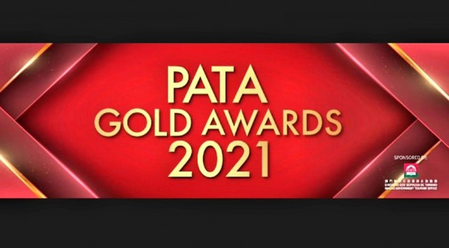 The Pacific Asia Travel Association (PATA), PATA Gold Awards live on September 8, 2021.