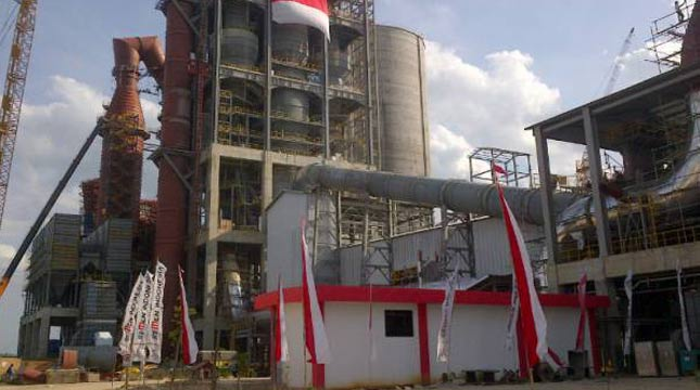 Cement Factory Rembang (Ist)