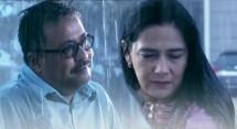 "Rano Karno and Lidya Kandouw Reunited in the movie ""Husband To Mak"""