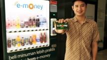 Konsumen pengguna e money Mandiri Syariah