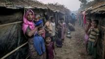 Etnis Muslim Rohingya Myanmar