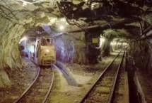 Illustration of underground mining situation (Foto Ist)