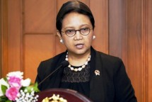 Foreign Minister Retno Marsudi (Photo by Courtesy)