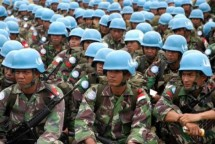 UN Peacekeeping Force (Foto Ist)