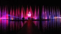 The Fountain of Taman Sri Baduga, in Purwakarta (Photo: purwakartapost)