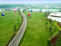 Meikarta Shelter Prepare green areas (Photo Humas)