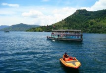 Lake Toba North Sumatra (Ist Photo)