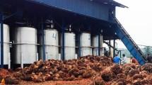 Pabrik Kelapa sawit (ist)